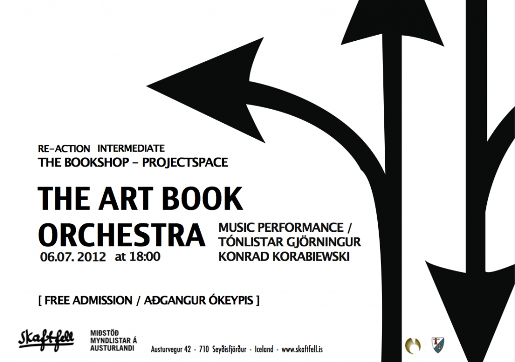The Art Book Orchestra_bookshop
