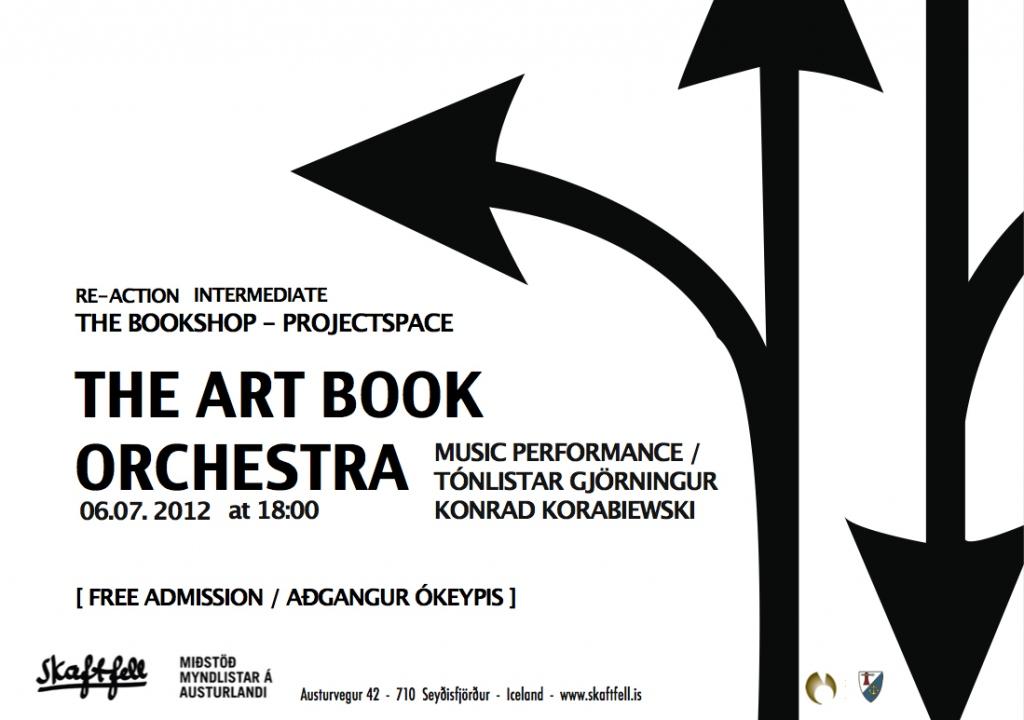 The Art Book Orchestra_bookshop